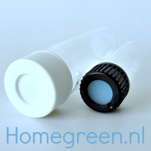 Screwcap Septum Vial 16 ml