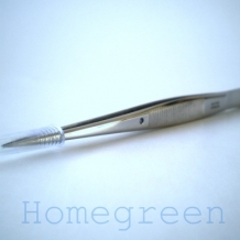 Tweezers rvs 145 mm sharp points