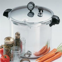 Pressure Canner and Cooker 23-quart