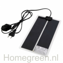 Adjustable Heating Mat 7 Watt 15 x 28 cm