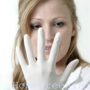 Vinyl Gloves Powder Free 100 pieces (M)